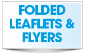 Folded Leaflets &amp; Flyers printing in St Albans